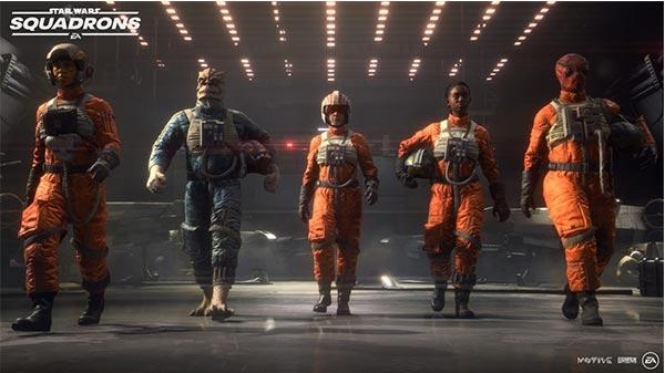 Star Wars Squadrons | Bit-shop.fr