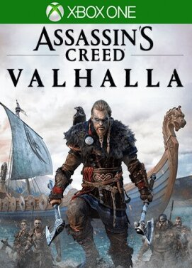 Assassin's Creed Valhalla Xbox One | Bit-shop.fr