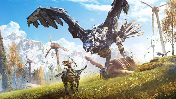 Horizon Zero Dawn | Bit-shop.fr