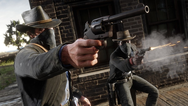 Red Dead Redemption 2 | Bit-shop.fr