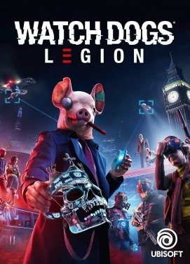 Watch Dogs Legion | Bit-shop.fr