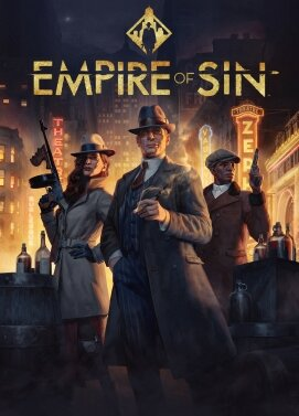 Empire of Sin | Bit-shop.fr