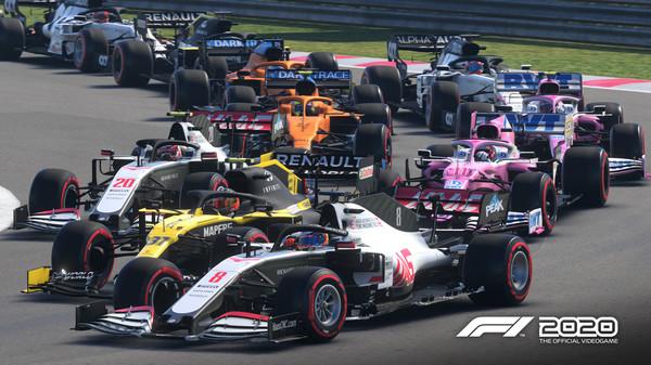 F1 2020 | Bit-shop.fr